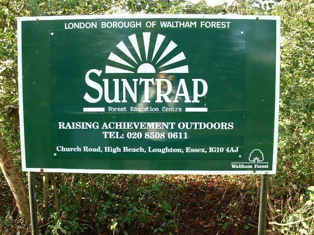 Suntrap Forest Education Centre - Home