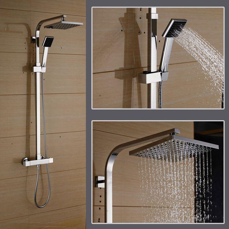 37 best Badezimmer Ideen images on Pinterest Ideas, Bathroom - küche mit dachschräge planen