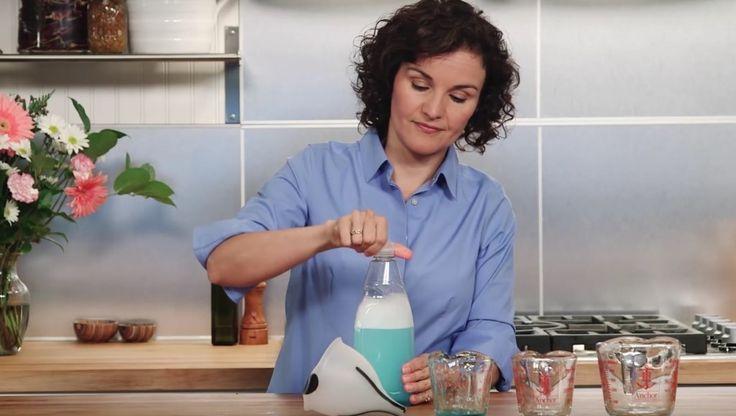 Schoonmaaktips  Last van die hardnekkige watervlekken op je glazen? Zo kom je er vanaf! Zowel MET vaatwasser als ZONDER!