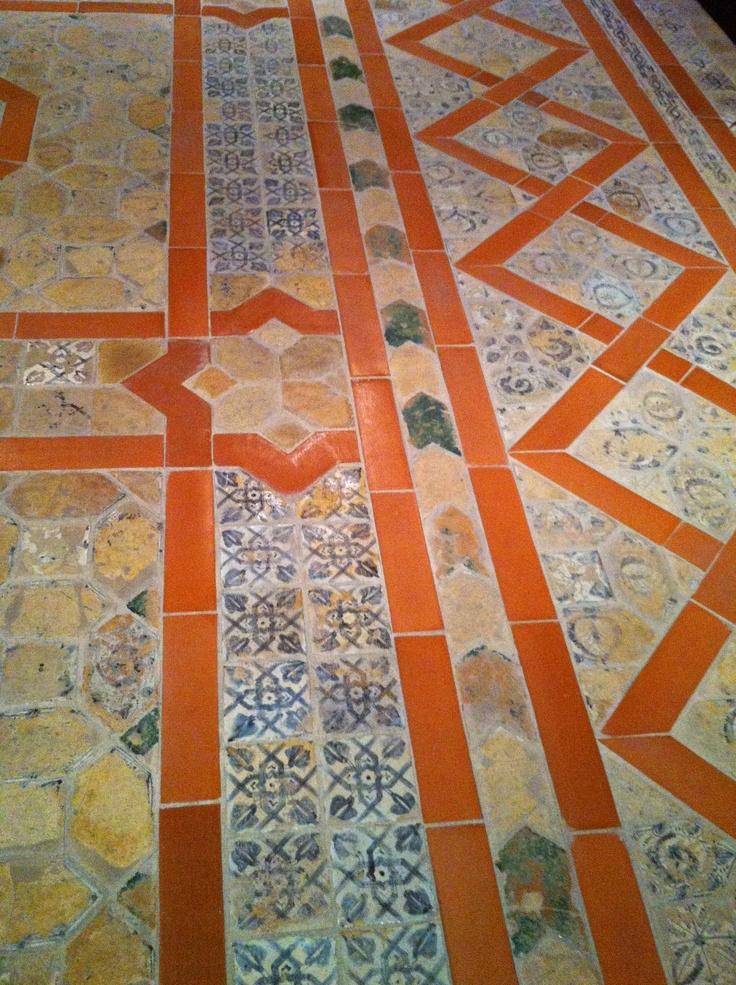 15 best Moorish Tile images on Pinterest | Tiles, Tile design and ...