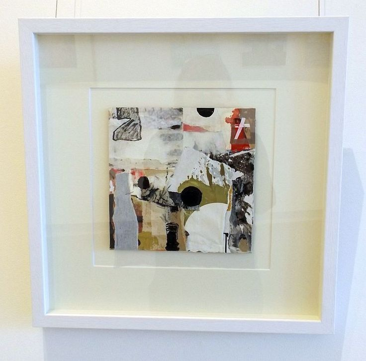 Lorna Crane - Transience - mixed media on paper - 2014, Strathnairn by the Lake exhibition, Belconnen Arts Centre, August-Sept 2014