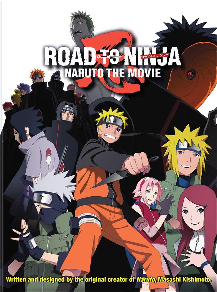 Naruto: Shippuden Movie 6 DVD: Road to Ninja (Hyb) #rightstuf2014