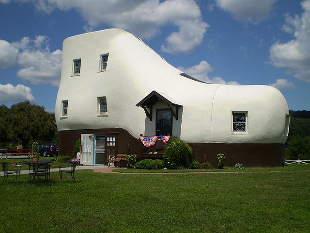 Haines Shoe House in York, PA