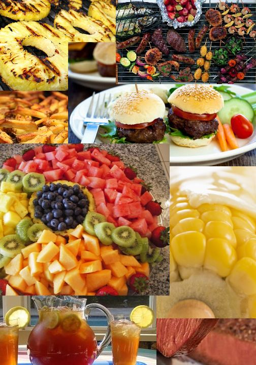 Backyard bbq wedding food. | Party Ideas | Pinterest
