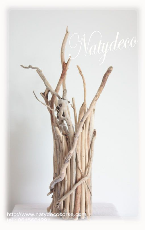 240 best décoration en bois flotté images on Pinterest   Driftwood ...