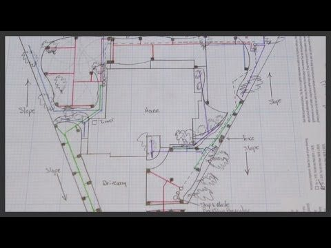 How To Design A Lawn Sprinkler System   YouTube