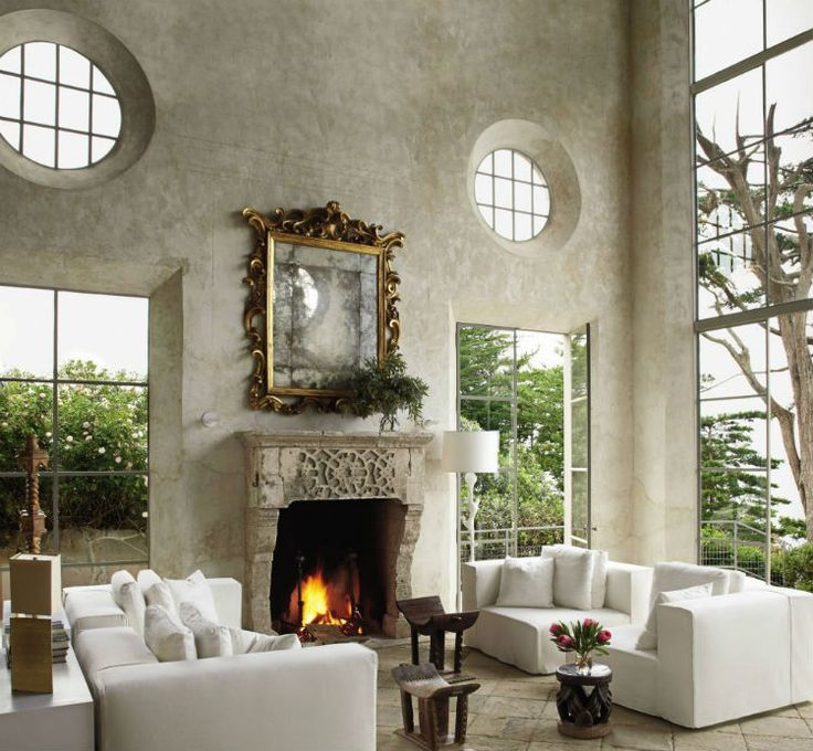Fireplaces That Will Get You Inspired This Fall | Home Inspiration Ideas