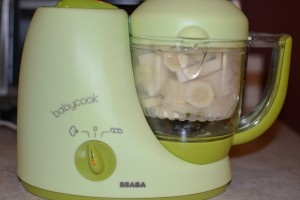 Tips for using the Beaba Babycook