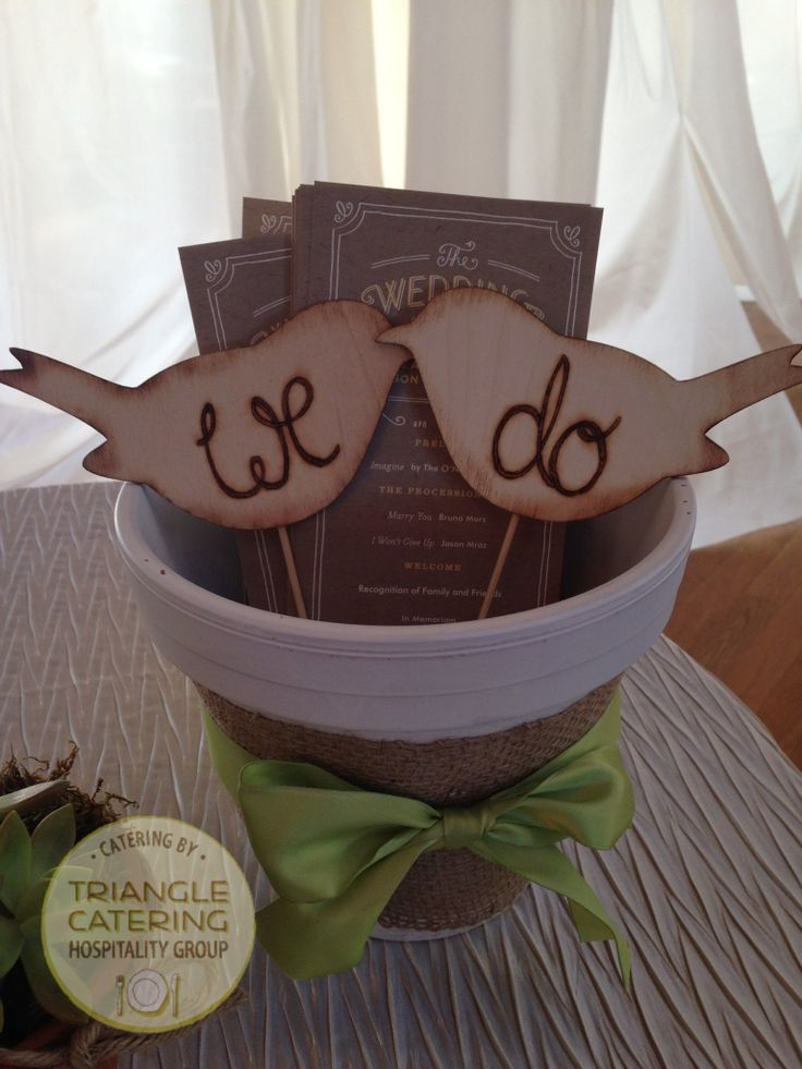Love birds wedding cake topper at Durham wedding venue The Cotton Room #TriangleWeddings