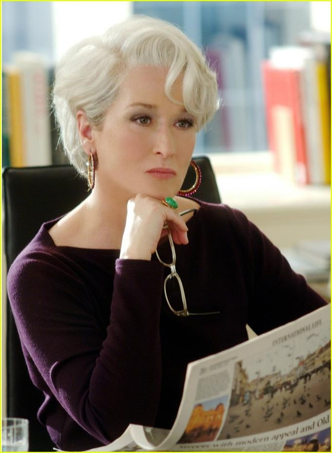 My favorite Maryl Streep movie. :D