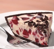 Weight Watchers Cherry Ice Cream Pie