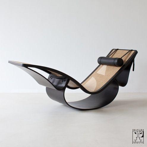 Best 25 chaise longue ideas on pinterest emerald green for Chaise longue oscar niemeyer