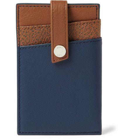 #WANT Les Essentiels de la Vie Kennedy Leather Card Holder