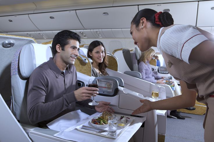 Emirates Airlines Business Class Review. Cattle Class Be Gone Forever!