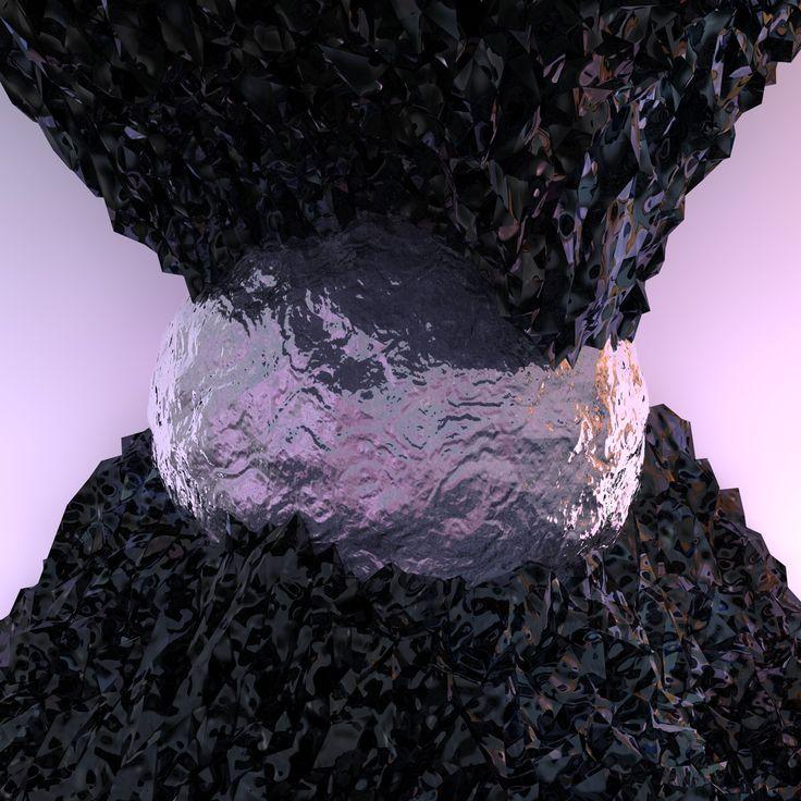 "Day 12: ""Blorb"" v2 by Drasko V #create #daily #art #design #scifi #alien #universe #cinema4d"