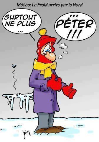 .fait froid hein ?!                                                                                                                                                                                 Plus