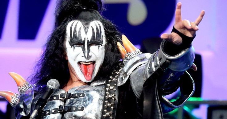 Gene Simmons Tries to Trademark Devil's Horns Hand Gesture -- Kiss member Gene Simmons believes he owns the rights to the Devil's Horn hand gesture that has become synonymous with rock shows. -- http://movieweb.com/kiss-gene-simmons-devils-horn-hand-gester-registered-trademark/