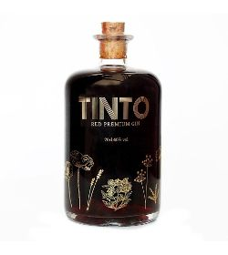 Ginebra Premium: Tinto Red Premium Gin