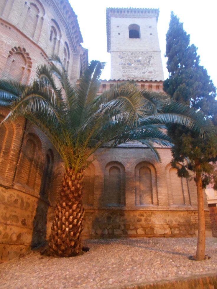 Abside y torre de San Bartolomé