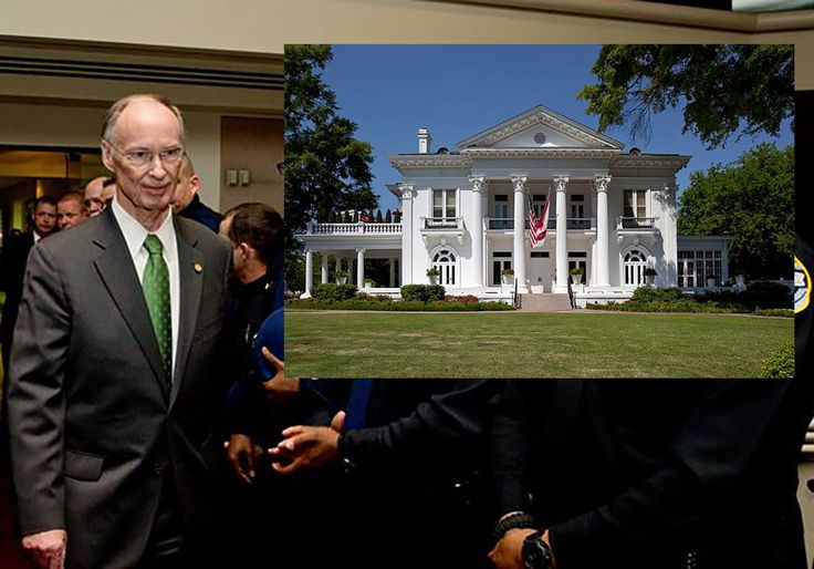 Alabama Gov. Spending $1.8M In Disaster Relief Money To Fix Up 2nd Mansion For Himself