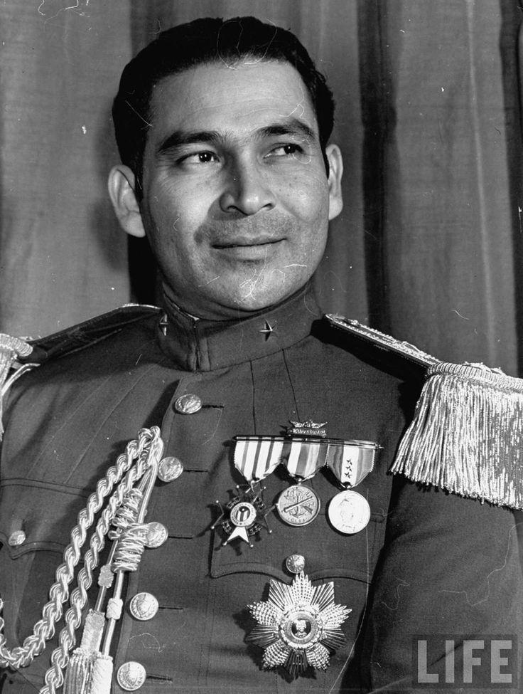 Fulgencio Batista, Cuban Dictator pre-revolution #Cuba #Batista
