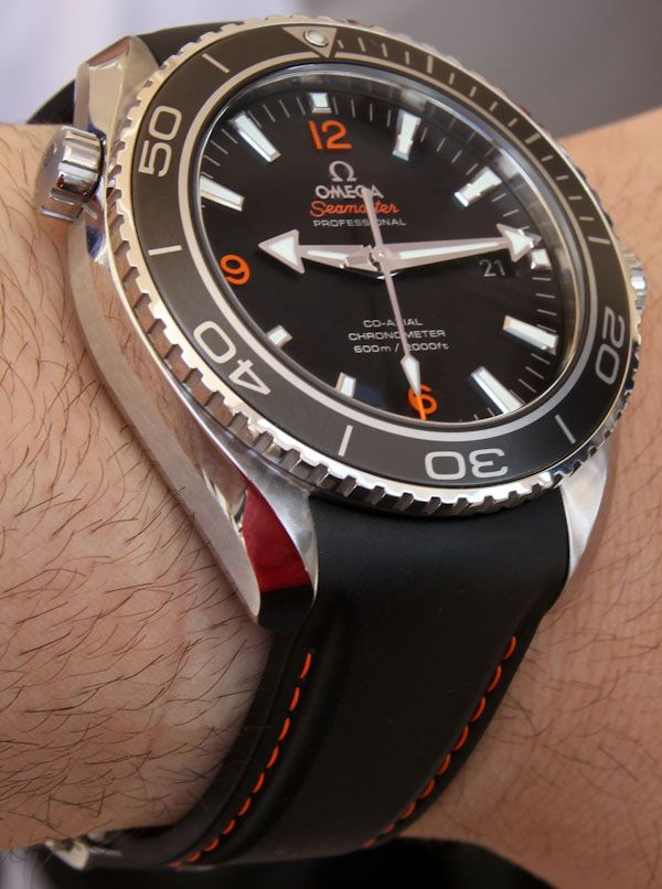 Omega Presents The 2011 Seamaster Planet Ocean Watch Collection   interviews