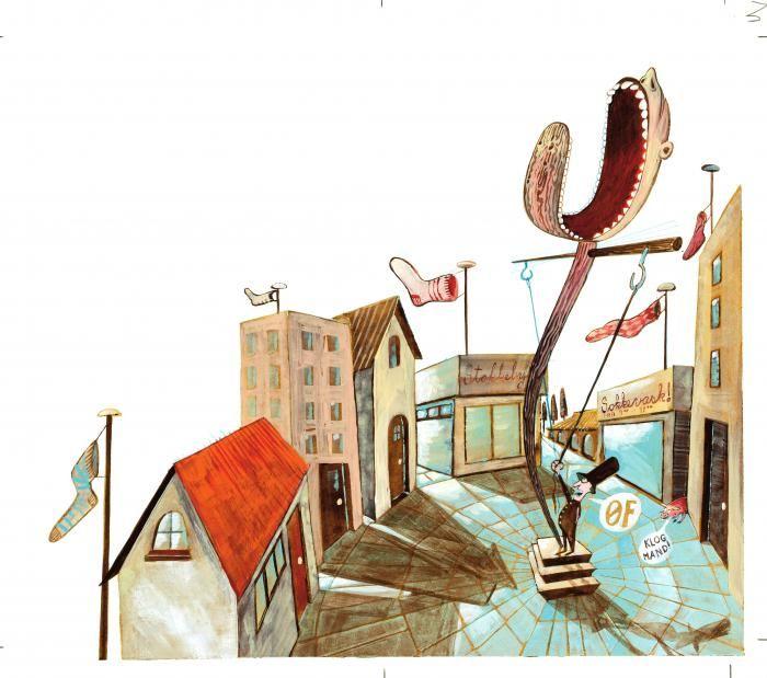 .: illustrator DORTE KARREBÆK :.