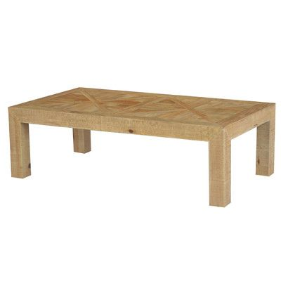 Alvis Coffee table