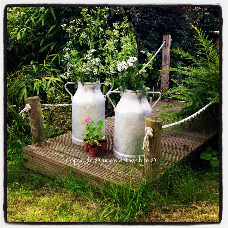 Available for hire for your rustic country wedding
