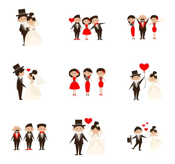 146351-wedding-people-collection.png (600×564)