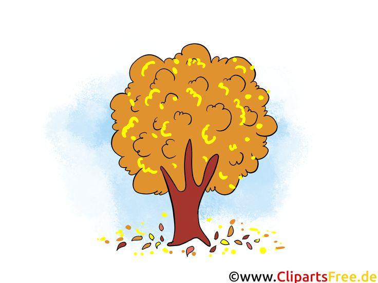 Gratis Bilder, Cliparts, Illustrationen zum Thema Herbst ...