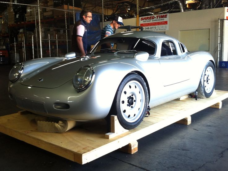 2012 Vintech P550 Tribute (inspired by Porsche 550) from France it will sport a full carbon fiber body, a 3.0L boxer engine, a five-speed manual transmission, a curb weight around 1,200 pounds