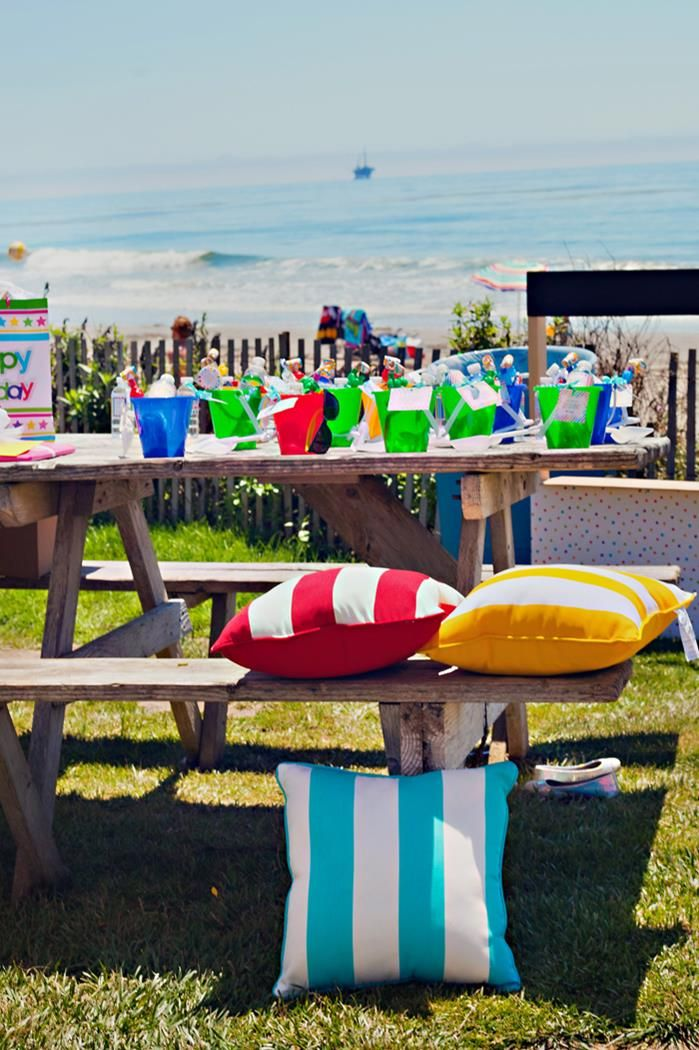 End of Summer Vintage Beach Party