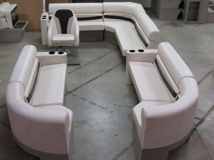 Pontoon Boat Furniture Ideas: Pontoon Seating Furniture Group..AMERICAN MADE