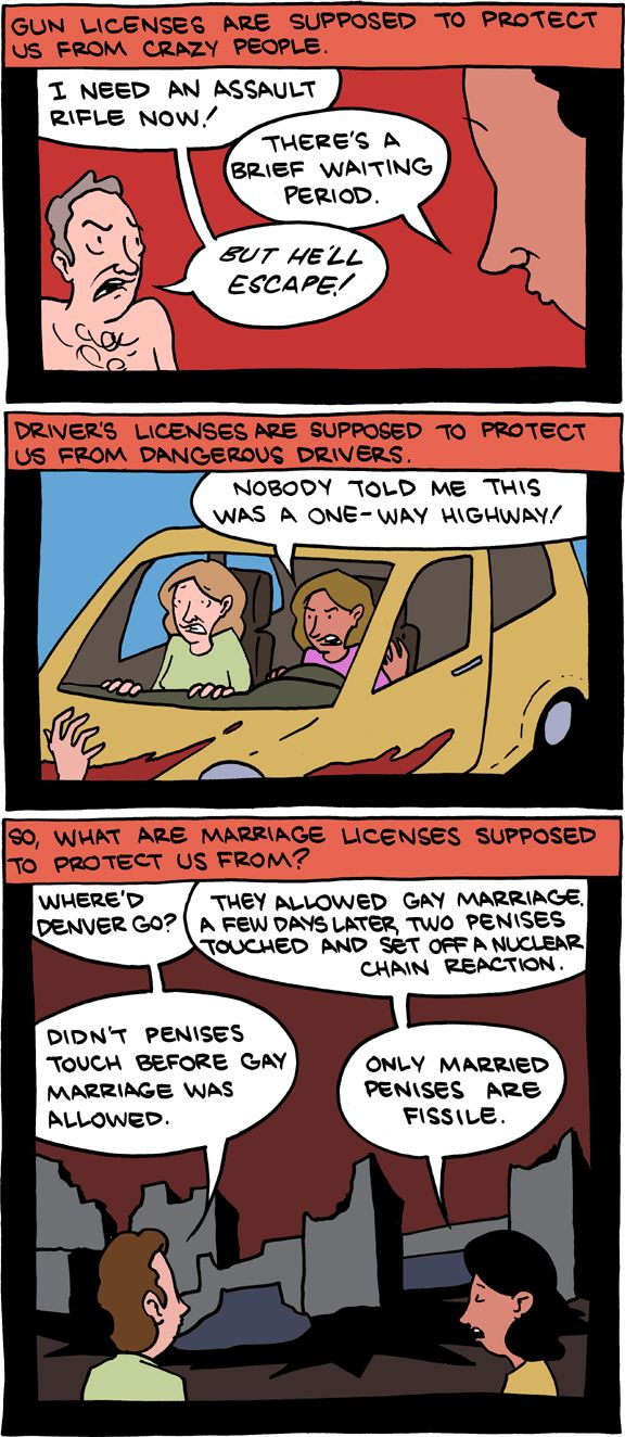 SMBC on licenses