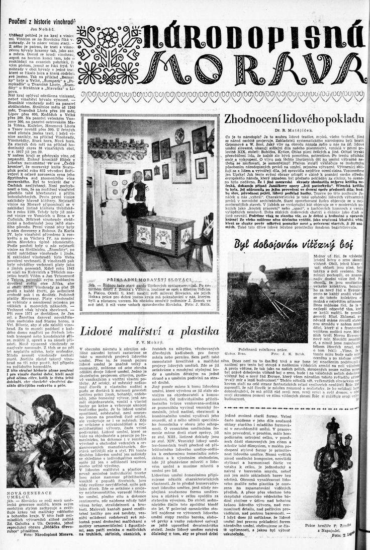 Moravská orlice, 23.8.1942