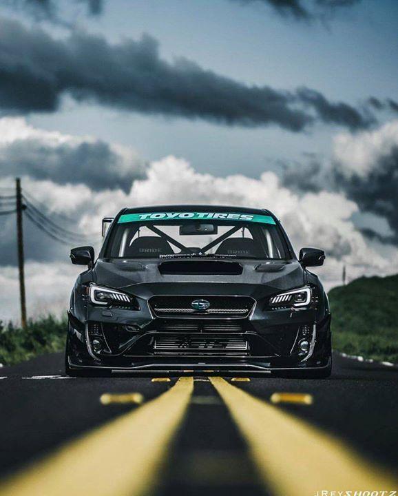 2015 Subaru WRX STI Headed to Nurburgring 24-Hour Race
