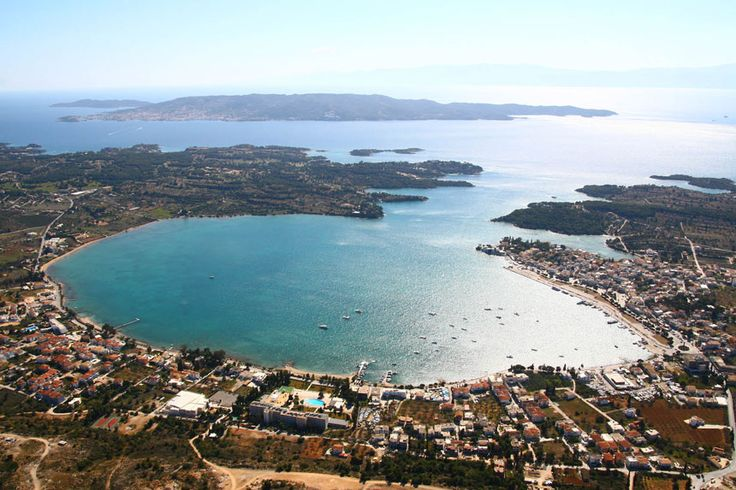 Porto Heli - perfect place to learn to sail :-)