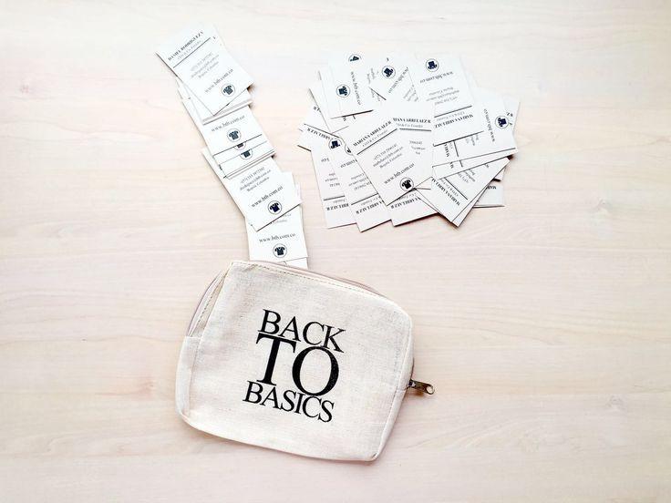 Cards & Eco-bag.