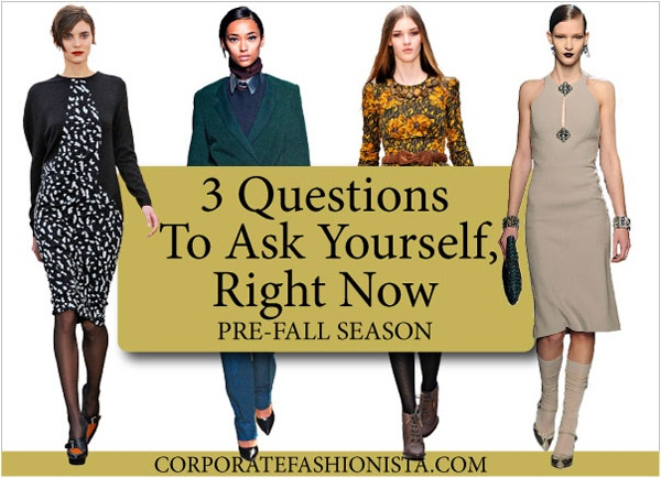 Answer These 3 Questions Before You Buy Anything For Fall #fashion: Fall Fashion