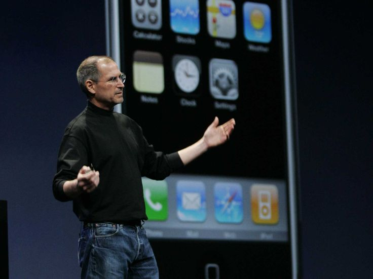 What It Was Like When Apple Announced The Original iPhone Seven Years Ago Today