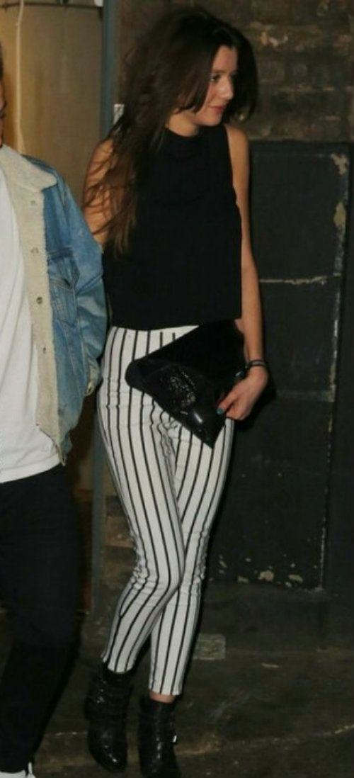 Eleanor Calder - After Party Brit Awards 2013