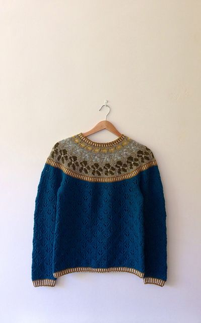Ravelry: Project Gallery for Sólja pattern by Anna Maltz
