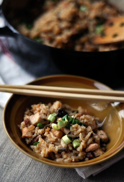 Recipe: Chinese No Clay-Pot Chicken with Soy & Ginger — Best Healthy ...
