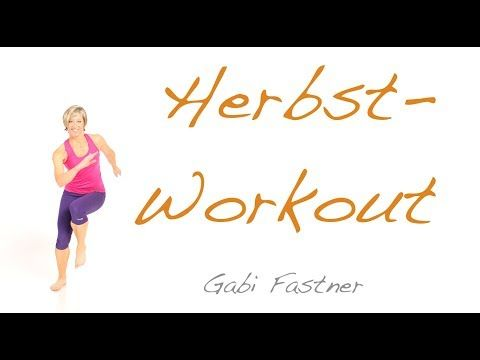 18 min. Herbst-Workout ohne Geräte - YouTube