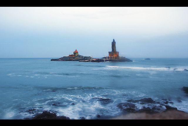 Kanyakumari in Kanniyākumāri, Tamil Nadu