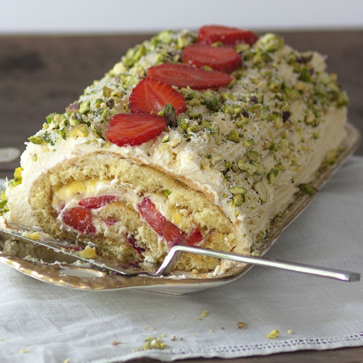 Selasi's roulade got a 'good job' from Paul Hollywood on The Great British Bake Off