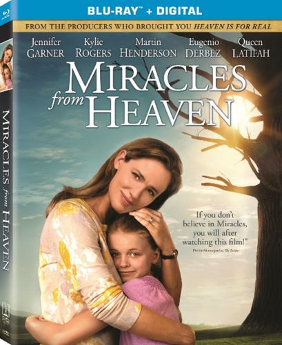 #MiraclesFromHeaven (based on a true story) comes out on DVD and Blu-ray July 12; 178 million-viewed trailer http://bit.ly/MFHTrailer