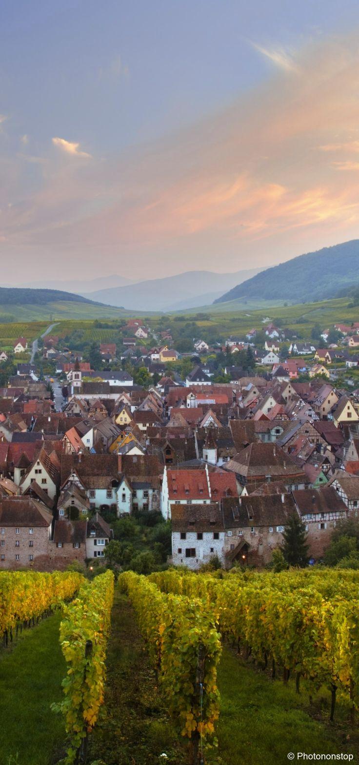 Schoenenbourg, Alsace, France