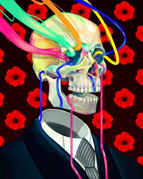 Sebastian Gomez de la Torre. Illustrations by... - Supersonic Electronic Art